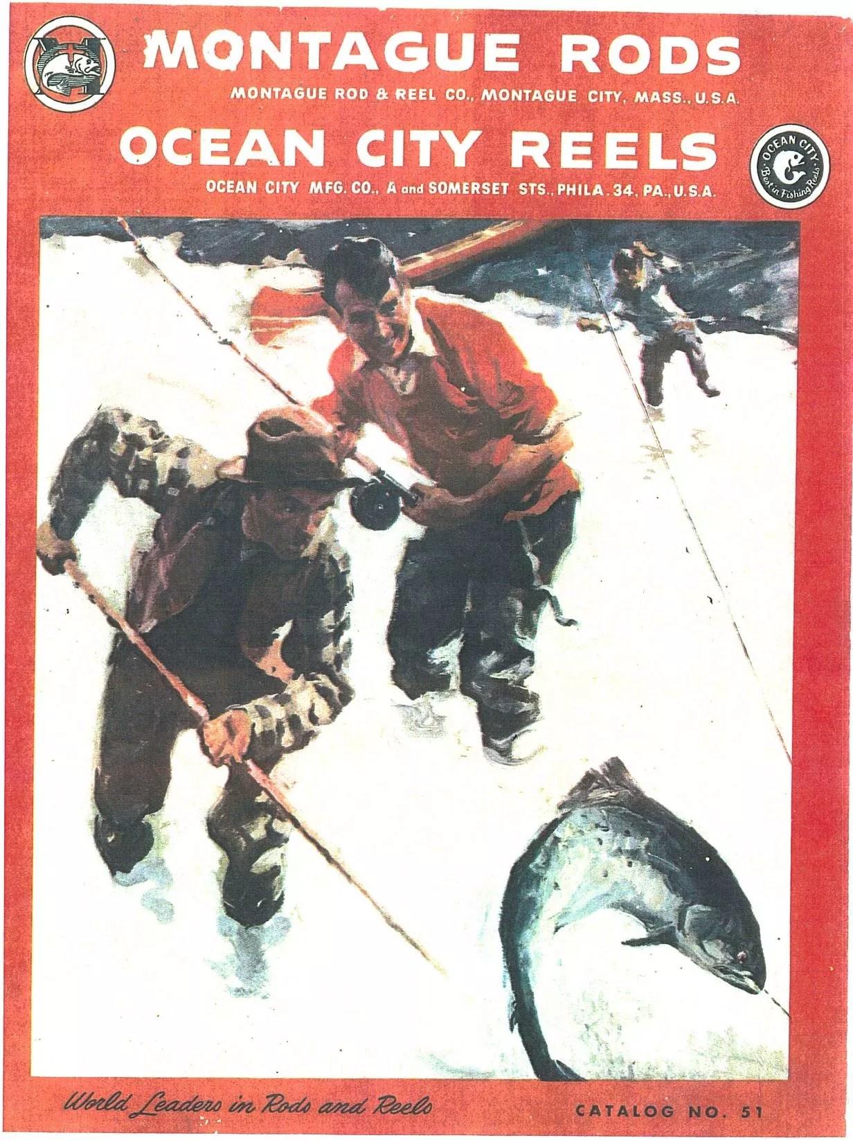 Ocean City Reels