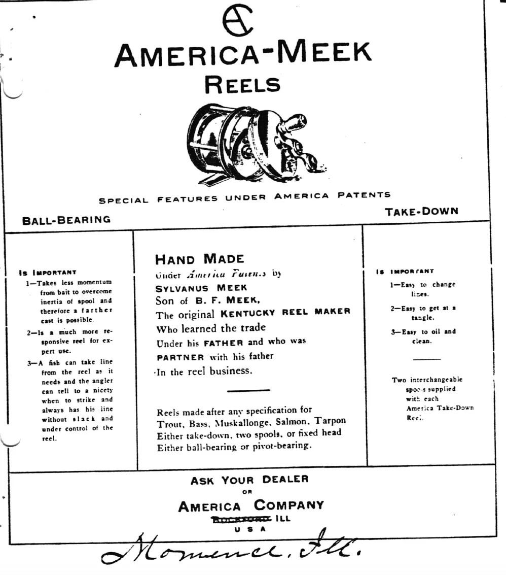 America Meek