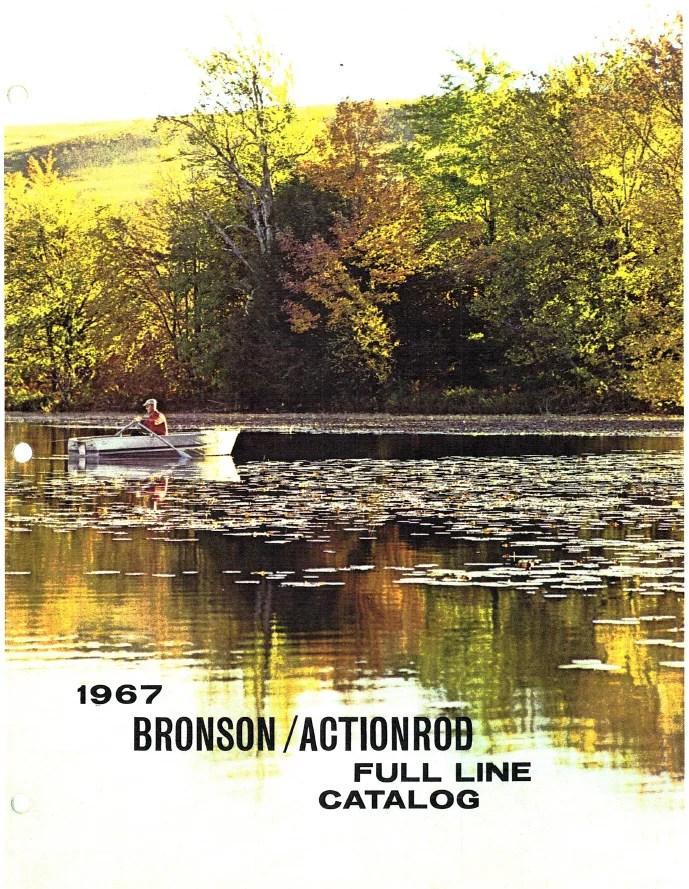 Bronson Reel Company