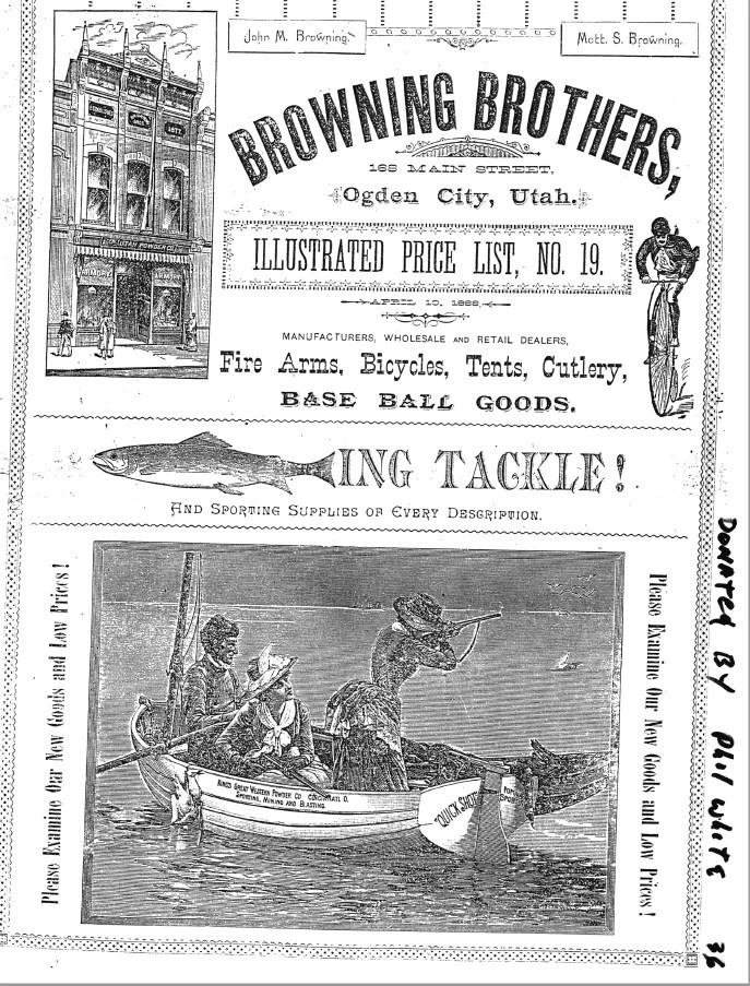 Browning Bros