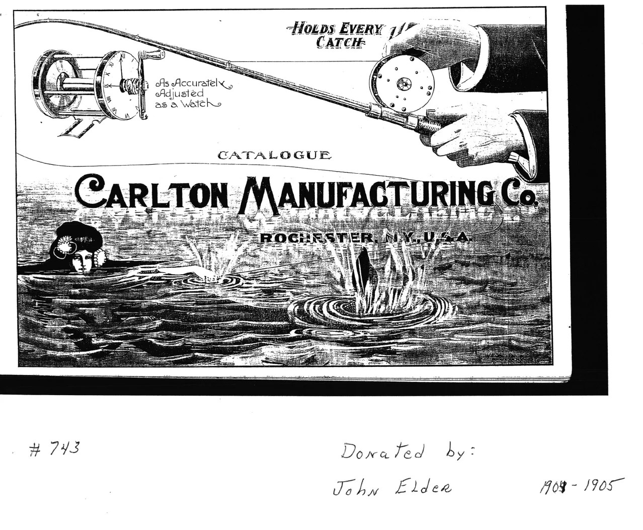 Carlton Manufacturing Co.
