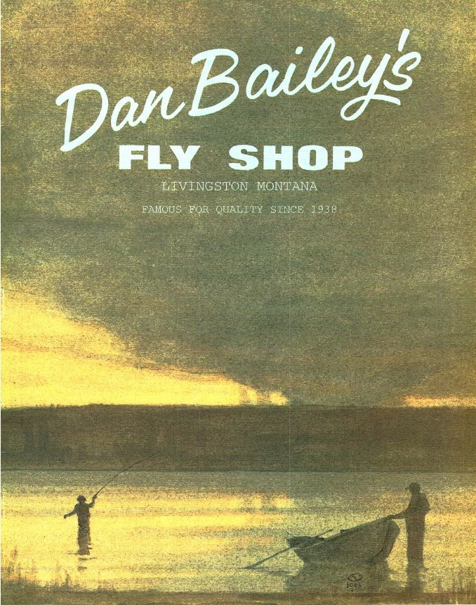 Bailey, Dan - Fly Shop