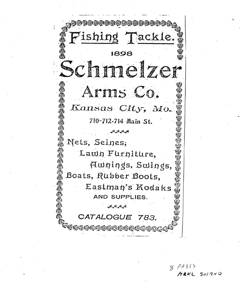 Schmelzer Arms Co.