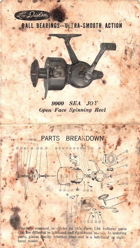 LM Dickson - schematics