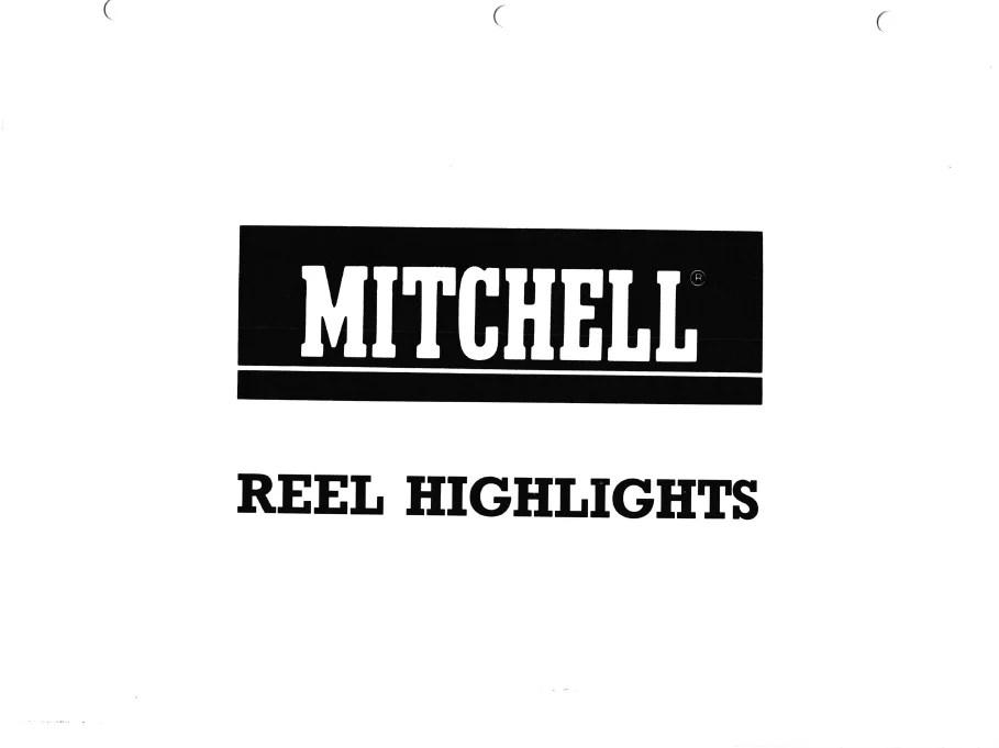 Mitchell - schematics