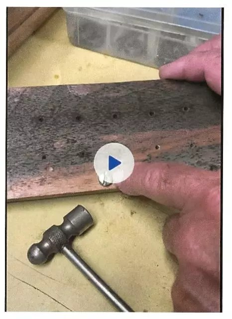 Fixing Screws Video