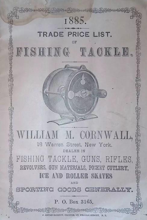 Cornwall, William M
