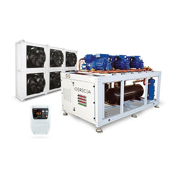 Central Refrigeration Systems Orca