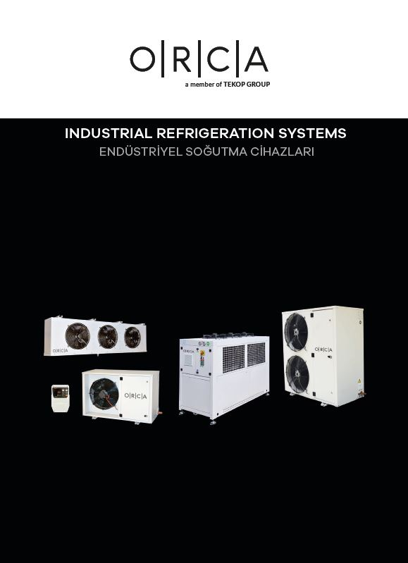 Industrial Refrigeration Units Catalogue