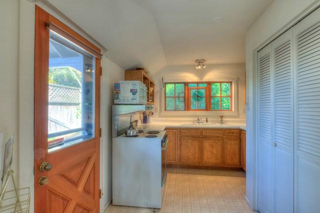 Madrona Cottage Kitchen