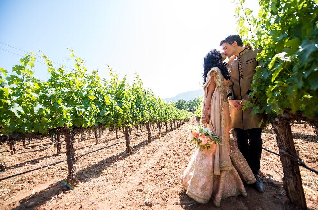 The Best Time of Year to Get Married in Napa and Sonoma