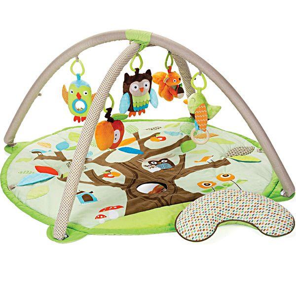 tapis eveil treetop friends