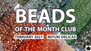 Beads of the Month Club