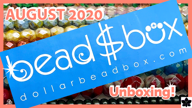 dollar bead box and bag august 2020