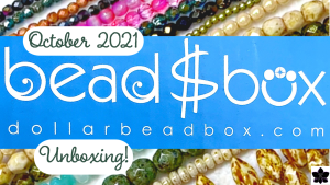 Dollar Bead Box October 2021