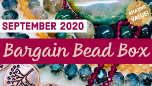 bargain bead box september 2020