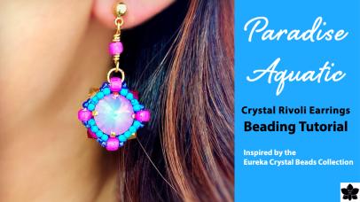 Paradise Aquatic Earrings (1)