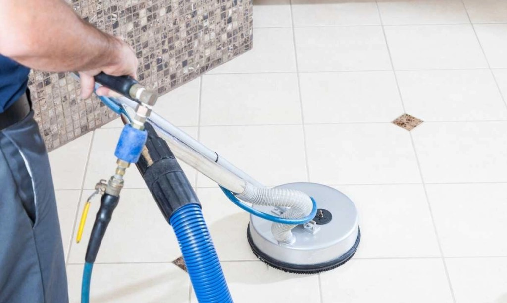 Tile & Grout Cleaning Orchid Cleaning Services