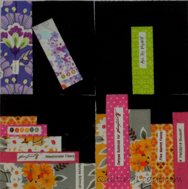 Stash Bee Book Shelf Blocks