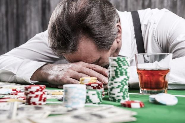 Researchers Discover a Gamblers' Brain Resembles a Drug Addict's Brain