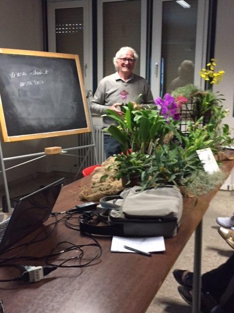 AUSER: a scuola di orchidee