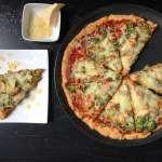 Gluten-Free Pizza: Chicken Spinach + Broccoli