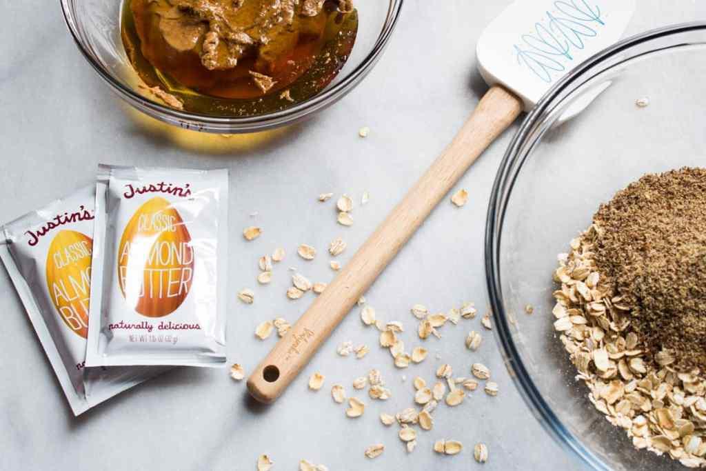 Justin My Plate: Chocolate Hazelnut, Peanut Butter Cup, + Almond Butter