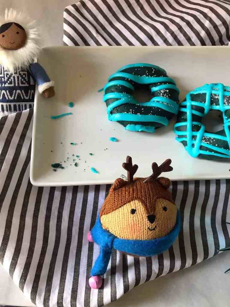 Blue Velvet Donuts: Holiday Edition