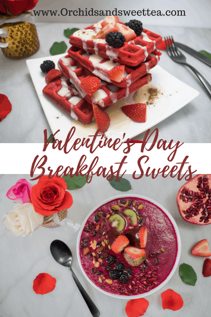 Valentine's Day Breakfast Sweets
