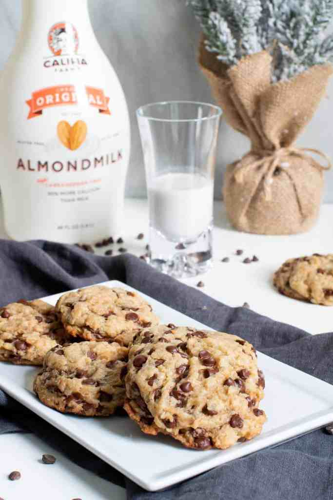 The Best Vegan Chocolate Chip Cookies