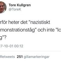 Nazi-humor.