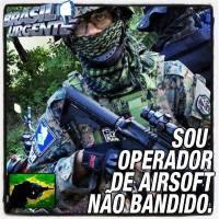 Campanha a favor do Airsoft no Brasil