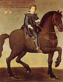 Hercules Grimaldi y Trivulzio, Land de Aragón y Gonzaga