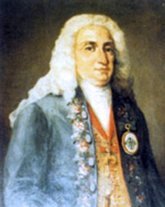 José Patiño y Rosales Ibarra y Fazini
