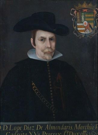 Lope Díez de Armendáriz, marqués de Cadereyta