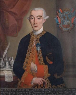 Martín de Mayorga