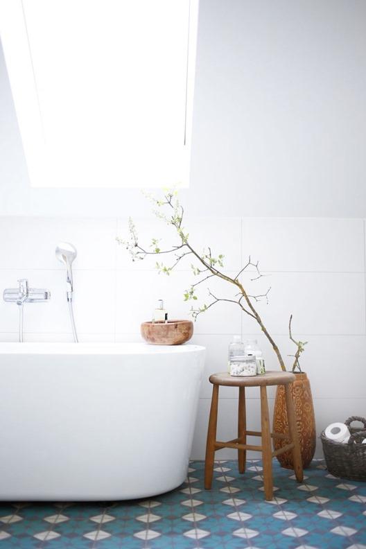 Dia 6: Limpieza mensual de baño