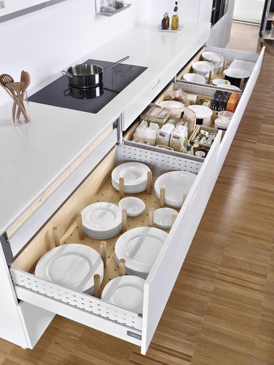 5 Trucos imprescindibles para tener ordenada tu cocina - Orden y ... 3ad34628c36d