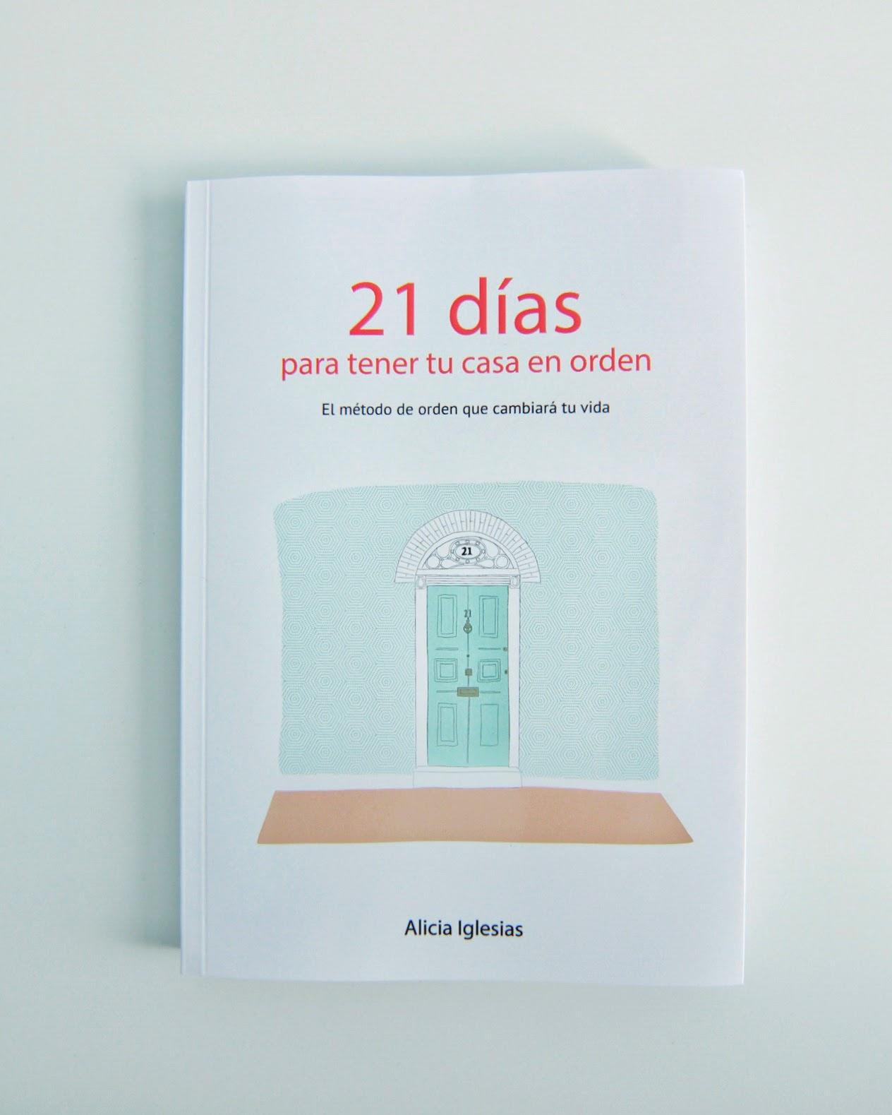 21 d as para tener tu casa en orden libro f sico orden y limpieza en casa shop - Libro 21 dias para tener tu casa en orden ...