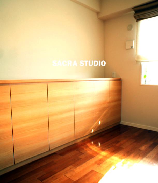 オプション家具カウンター収納