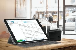 das iPas Pro mit orderbird POS