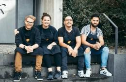 Das Team der reFOODgees