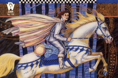 Heralds of Valdemar, a fantasy series by author Mercedes Lackey