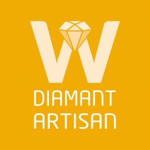 Logo W-Diamant Artisan