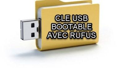 Photo of Comment créer une clé usb bootable avec Rufus