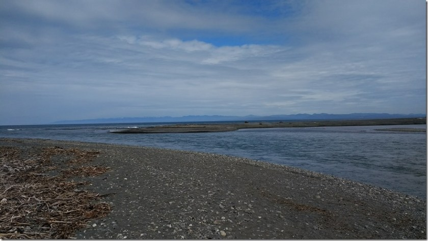 winter day trip to olympic national park mouth of elwha beach