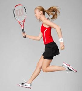 Tennis Sprinting