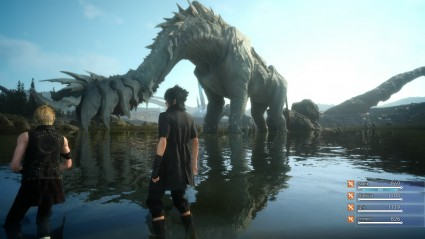 Final Fantasy XV – Great Gameplay, Terrible Storytelling