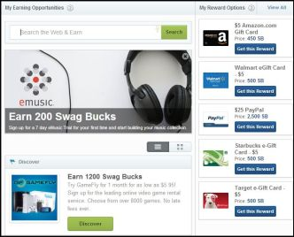 how to make money with paid surveys with swagbucks