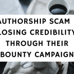 Authorship Scam – Update On The Status Of My Tokens